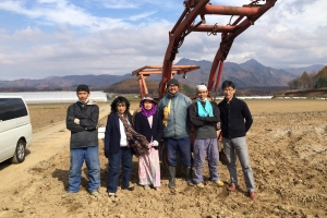 Kunjungan Dosen Pembimbing KL di Jepang