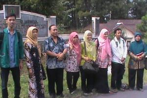 Kunjungan Lapangan Mahasiswa