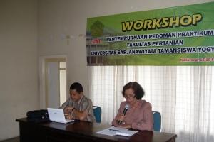 Workshop Pedoman Praktikum