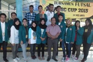 Kegiatan Futsal Cup HMJ Agribisnis