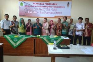 Sosialisasi Visi Misi Fakultas dan Program Studi