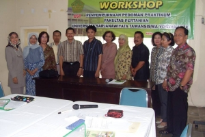 Workshop Penyempurnaan Praktikum