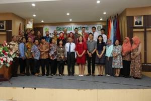 Delegasi Thailand Mengirimkan Mahasiswa Untuk Student Exchange