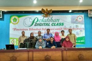 Pelatihan Digital Class